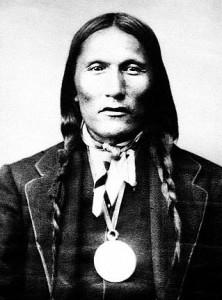 Orso in Piedi, capo Sioux