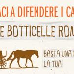 ACTION! Una firma contro le botticelle a Roma