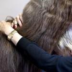 Anche i lama fanno pet therapy [Video]