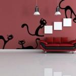 Cat interior #design