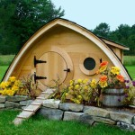 Animal design/Il pollaio Hobbit Holes