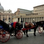 Botticelle in servizio a Roma anche oltre i 35 gradi