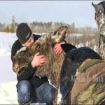 Uomini che salvano animali [Video]