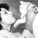 Anna Magnani, la regina delle gattare