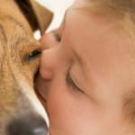 Cagnolini e bimbi provano le stesse emozioni