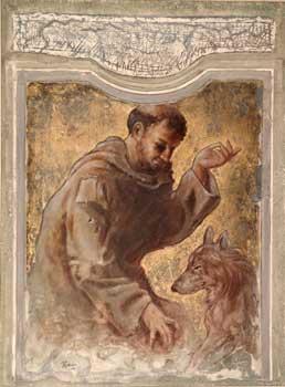 Poesie di a s novaro san francesco e il lupo filastrocche per