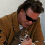 Mickey Rourke, un divo per gli animali