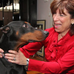 "Troy, dobermann ""antitumore"", cane eroe dell'anno a Nyc"