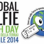 Partecipa al #GlobalSelfie nella Giornata della Terra 2014