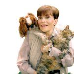 Franca Valeri, paladina degli animali