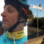 Franky, il pappagallo amico di Michele Scarponi [Foto e video]