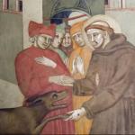 San Francesco e il lupo