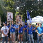 Chiesta la grazia per l'orsa JJ4. Manifestazione a Trento
